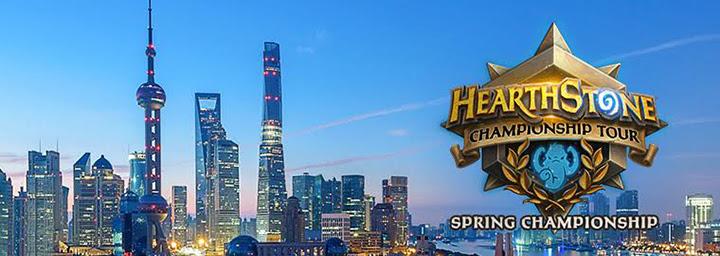 Hearthstone – Les championnats de Printemps se dérouleront à Shanghai !