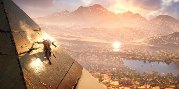 Assassin's Creed Origins – Plus de 20 millions de photos ont été prises sur le Mode Photo !