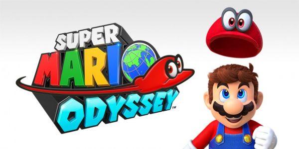 Super Mario Odyssey sortira la 27 octobre sur Nintendo Switch !
