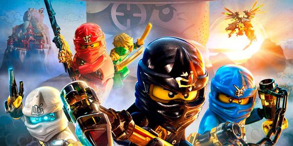 lego ninjago le film le jeu vido est disponible - Jeux De Lego Ninjago Spinjitzu