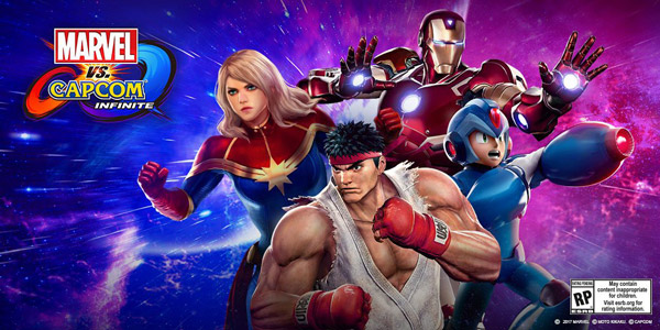 Marvel VS Capcom: Infinite - Marvel vs Capcom : Infinite