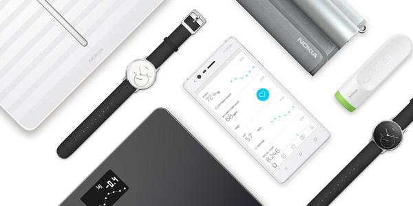 Nokia santé connectée