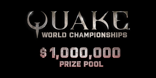 E3 – Gagnez 1 million de dollars avec les Quake World Championships !
