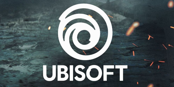 Ubisoft LOGO 2017 NEW