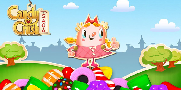 Candy Crush Saga 2017