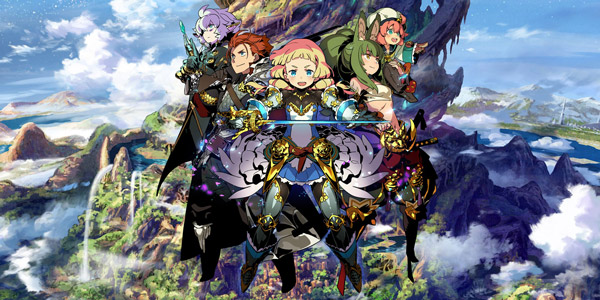 Etrian Odyssey V: Beyond The Myth – Apprenez-en plus sur l'art de la lame !