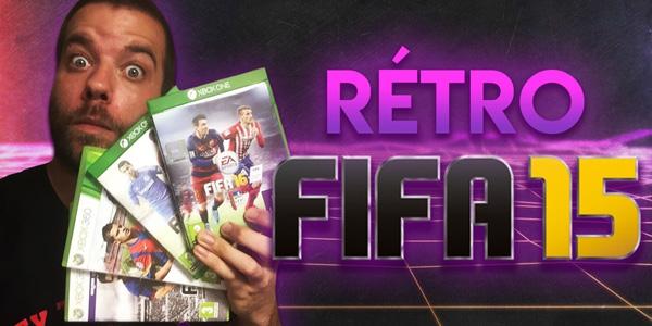 FIFA 15 Retro