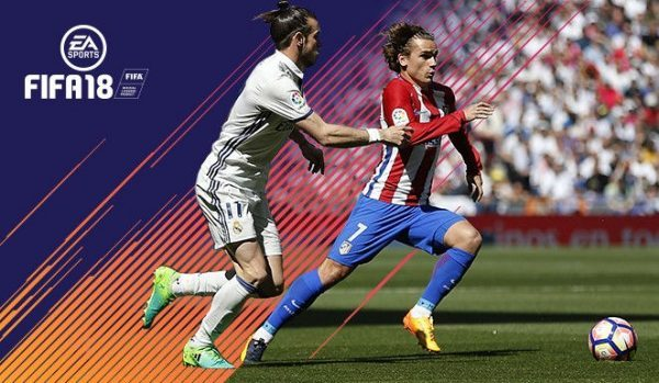 Griezmann FIFA 18