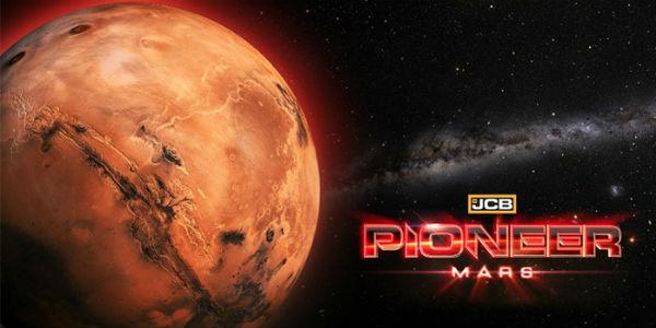 JCB Pioneer: Mars débarque en Accès Anticipé sur Steam !