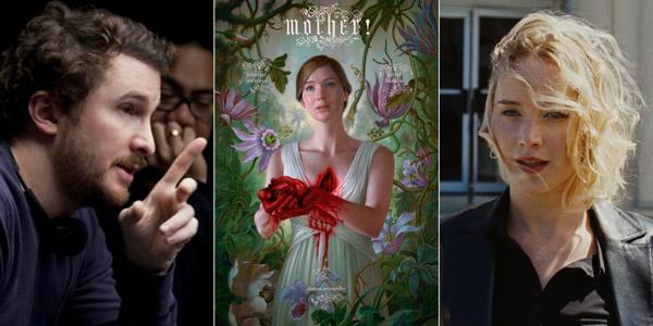 Découvrez l'affiche officielle de Mother! de Darren Aronofsky !