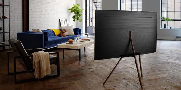 Samsung QLED TV x Dezeen
