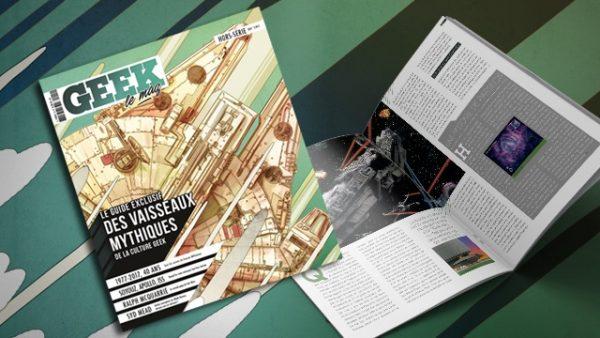 Geek le Mag - HORS SERIE