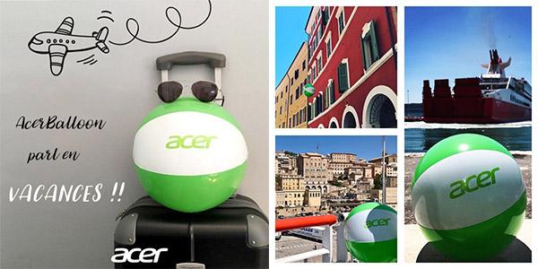 Acer Balloon