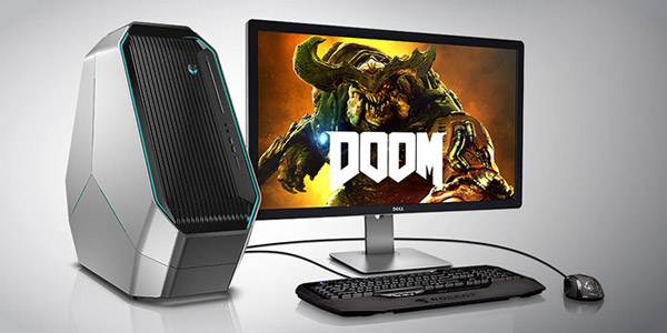 DELL Alienware VR 2017