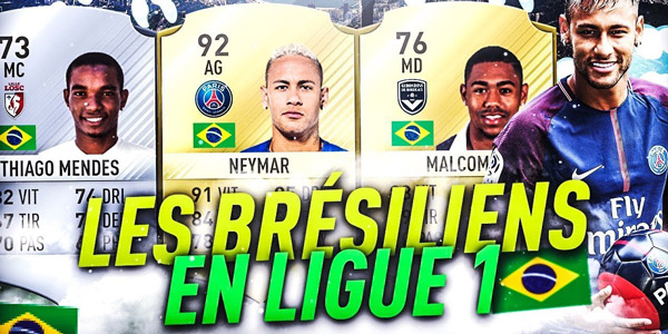 FIFA 17 Brasil Ligue 1