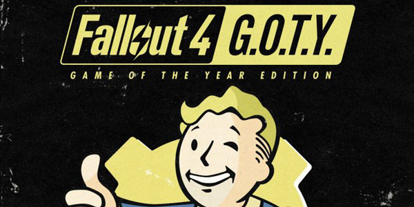 Fallout 4 : Game of the year Edition