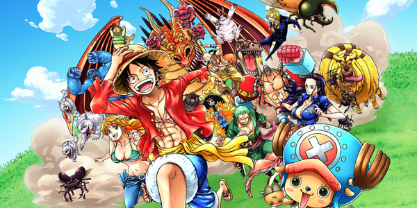 One Piece Unlimited World Red – Deluxe Edition est disponible sur Nintendo Switch !