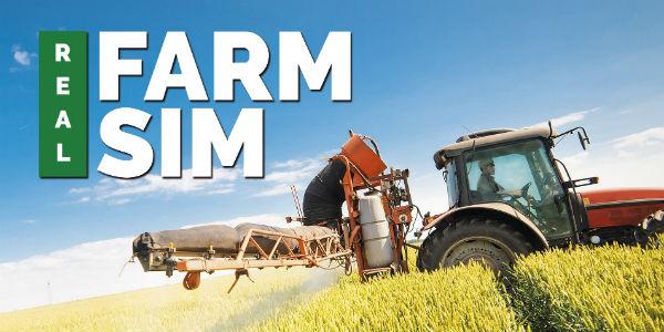 Soedesco annonce Real Farm Sim !