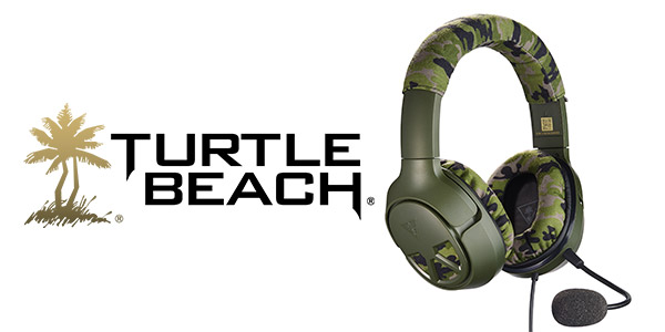 Recon Camo Turtle Beach