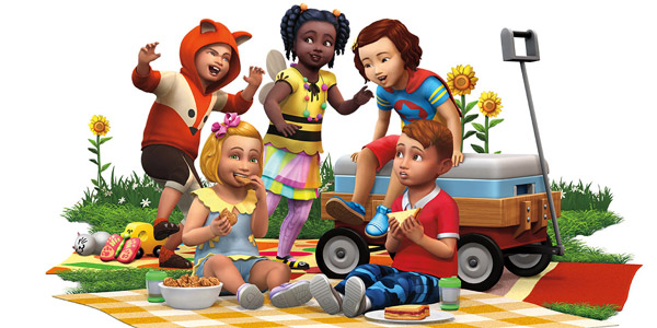 Les Sims 4 - Kit d'Objets Bambins