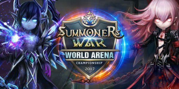 Ouverture des inscriptions pour la finale européenne du tournoi « World Arena » de Summoners War !