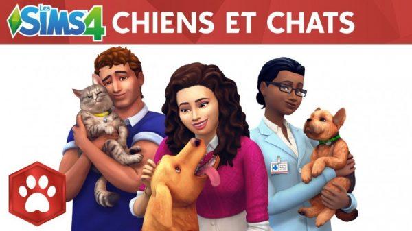 Les Sims 4 Chiens et Chats