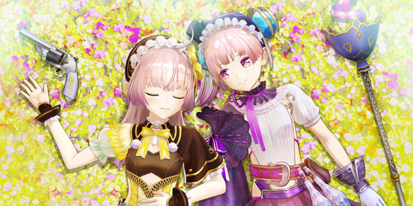 Atelier Lydie & Suelle: The Alchemists and the Mysterious Paintings sera disponible le 30 mars !
