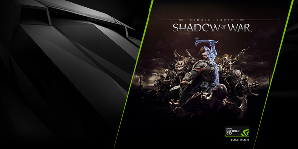 GeForce GTX 1080 Bundle La Terre du Milieu : L'Ombre de la Guerre