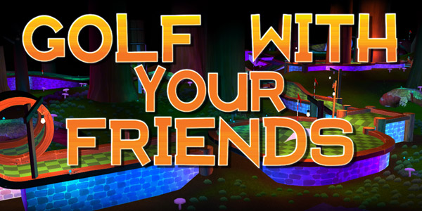 Kilira joue à Golf With Your Friends !