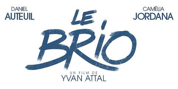 Découvrez l'affiche du film «Le Brio» !