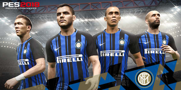 PES 2018 FC Internazionale Milano Inter Milan