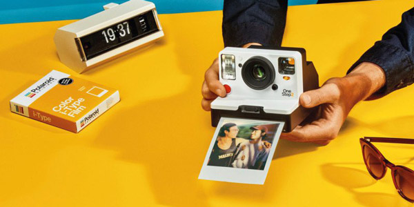 Polaroid Originals, le retour aux origines !