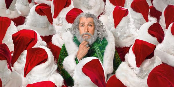 Santa & Cie – Découvrez l'affiche officielle !