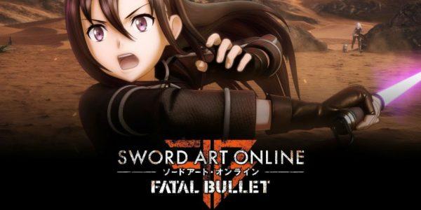 Sword Art Online: Fatal Bullet - Sword Art Online : Fatal Bullet