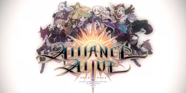 The Alliance Alive, le retour aux sources du RPG sur 3DS en 2018 !