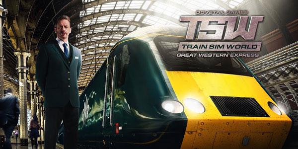 Train Sim World : Great Western Express