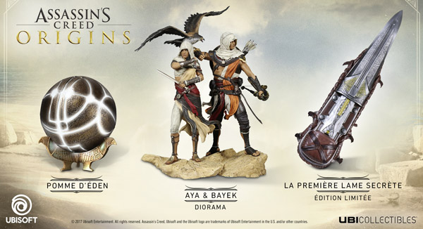 Ubicollectibles Assassin's Creed