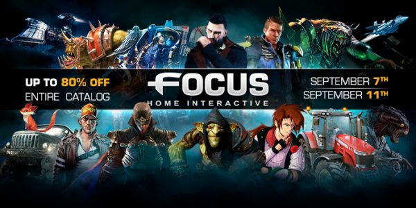 FOCUS - Week End Editeur Steam