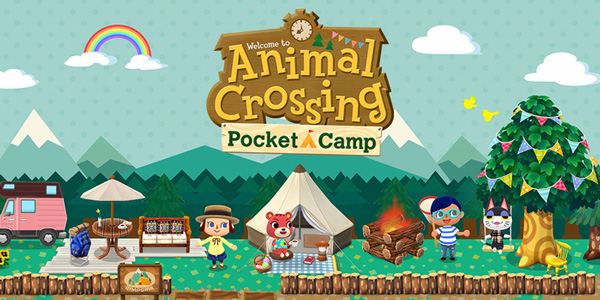 Animal Crossing: Pocket Camp est disponible !