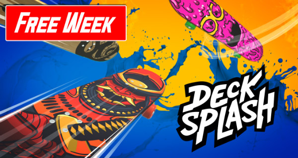 Decksplash Free Week