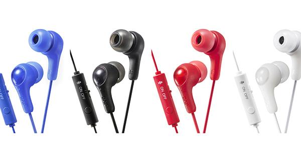 JVC présente sa nouvelle gamme d'écouteurs «gaming» HA-FX7G !