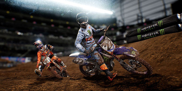 Monster Energy Supercross - The Official Videogame - Monster Energy Supercross - The Offical Videogame