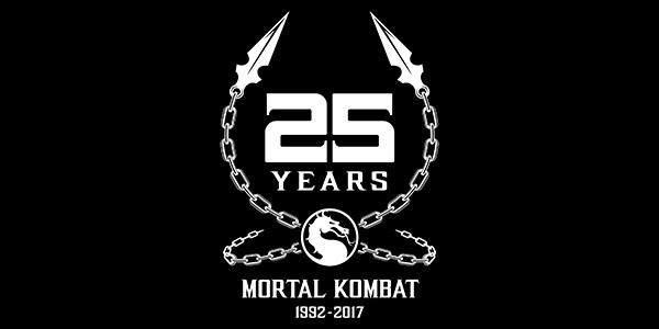 Mortal Kombat 25 ans