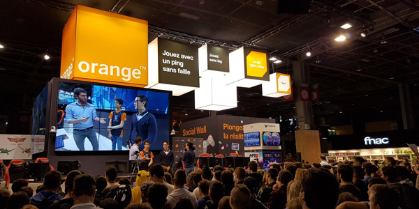 Orange Paris Games Week