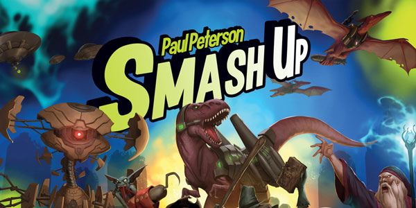 Smash Up arrive bientôt sur  Steam, iOS et Android !