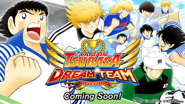 Captain Tsubasa: Dream Team est disponible sur iOS et Android !