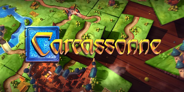 Carcassonne sort sur Android et Steam !