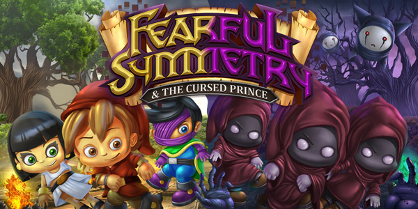 Fearful Symmetry - Fearful Symmetry & The Cursed Prince