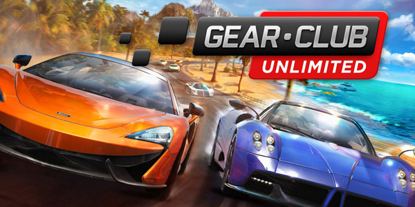 Gear.Club Unlimited sera disponible demain sur Nintendo Switch !