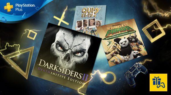 Jeux PS Plus Décembre 2017 - PlayStation Plus